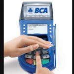 Input PIN di Mesin EDC BCA