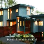 Model Rumah Sederhana Masa Kini sinan-arsitek.com