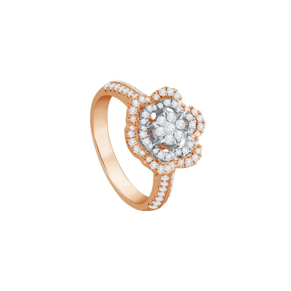 Cincin Emas Model Terbaru, Ladies Ring The Palace