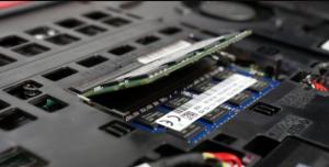 Ciri Bila RAM Laptop Rusak